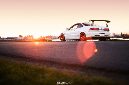 MPPSOCIETY Modified Cars Kevinyongphoto's Integra Type R DC2 Volk Racing TE37 06
