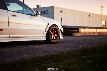 MPPSOCIETY Modified Cars Kevinyongphoto's Integra Type R DC2 Volk Racing TE37 07