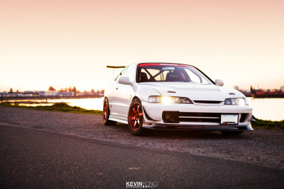 MPPSOCIETY Modified Cars Kevinyongphoto's Integra Type R DC2 Volk Racing TE37 08