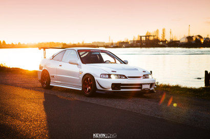 MPPSOCIETY Modified Cars Kevinyongphoto's Integra Type R DC2 Volk Racing TE37 09