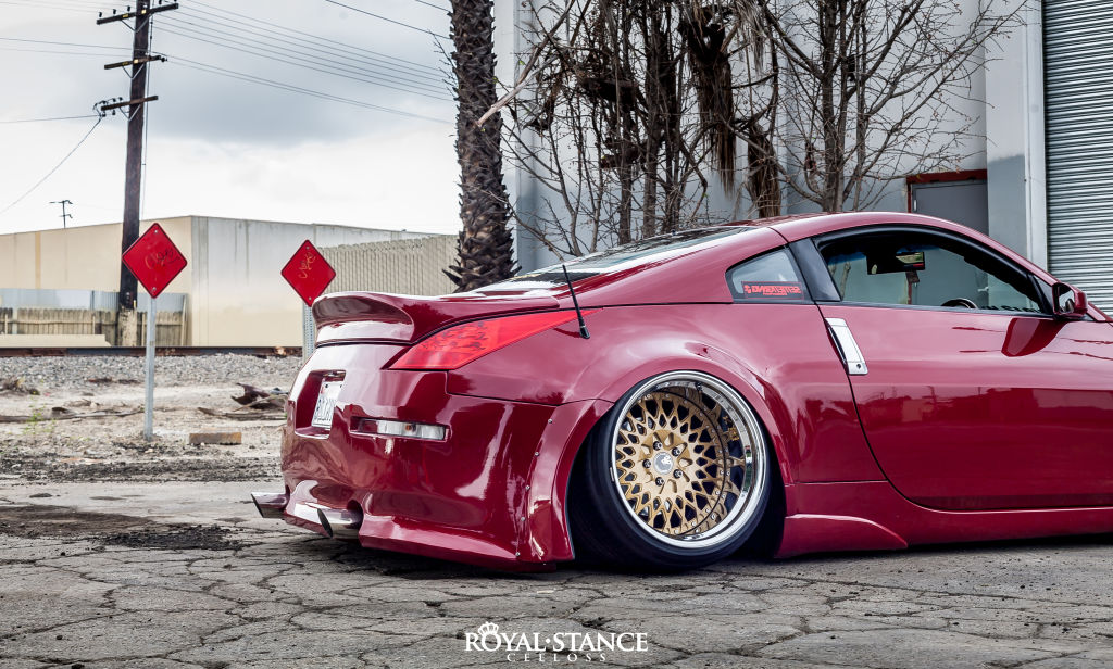 Ohnocheekz Z33hr S Widebody Nissan 350z Mppsociety