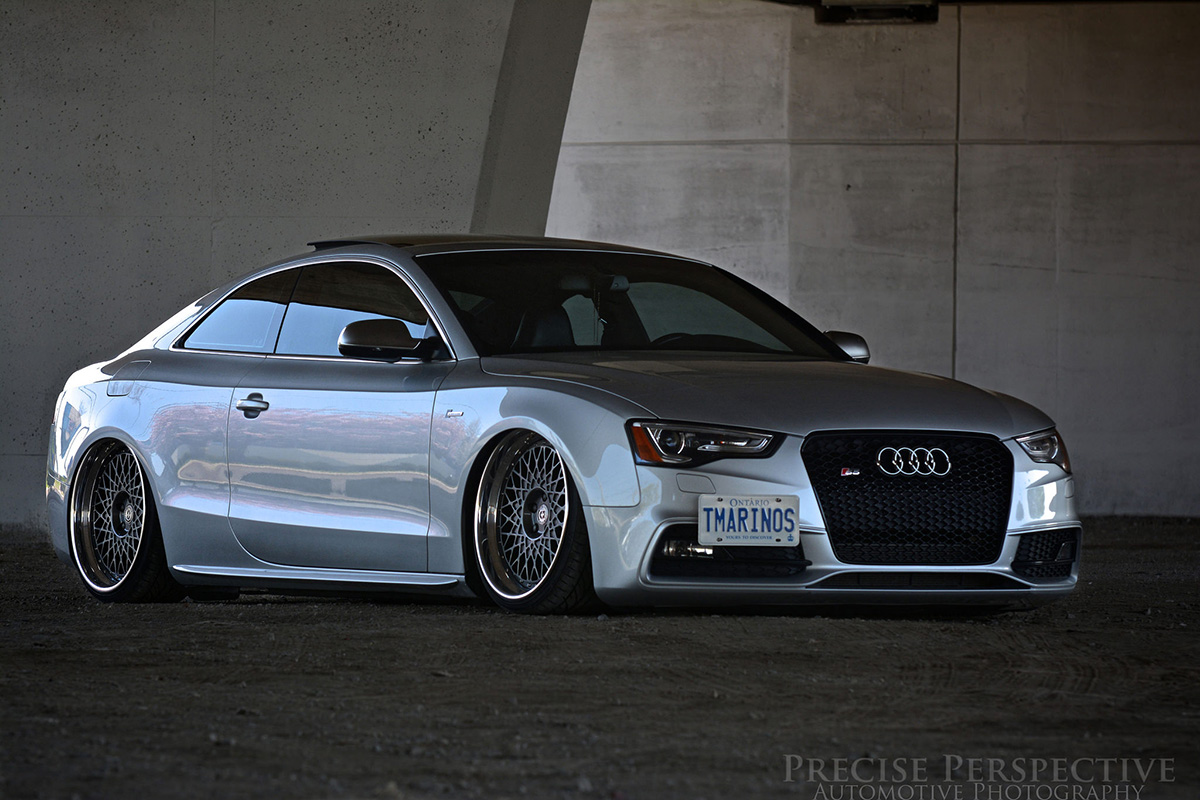 MPPSOCIETY Modified Cars S5tommy's Audi S5 HRE Wheels 08