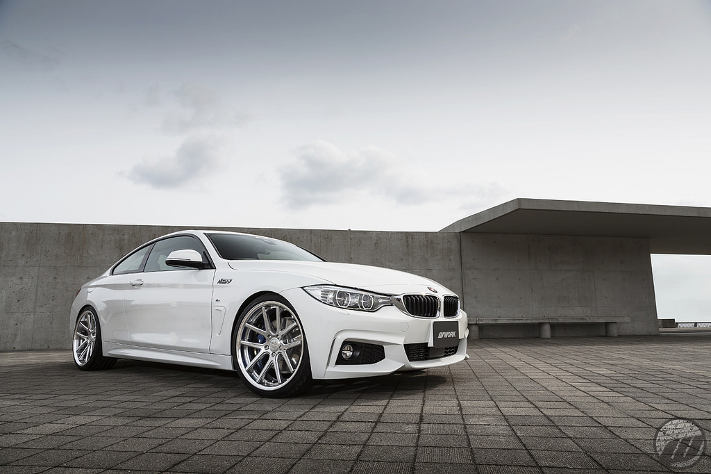 MPPSOCIETY END.CC BMW 420i Work Wheels 04