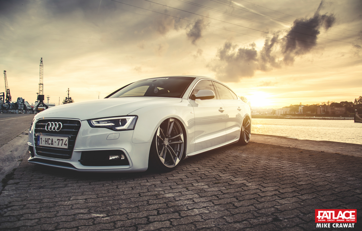 MPPSOCIETY Mod.it_ Modified Car Audi A5 ADV.1 Wheels 01