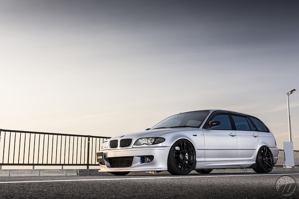 Zebra Bmw E46 3 Series Wagon Mppsociety
