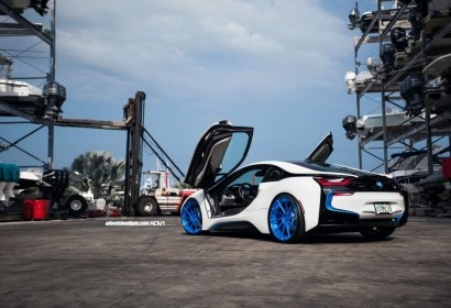 MPPSOCIETY Modified Cars ADV.1 BMW i8 01