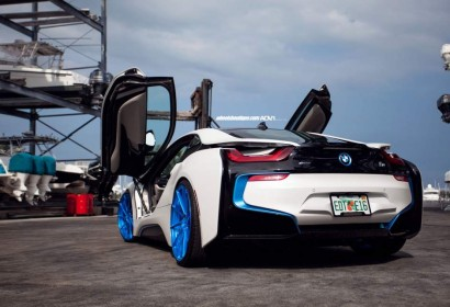 MPPSOCIETY Modified Cars ADV.1 BMW i8 02