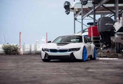 MPPSOCIETY Modified Cars ADV.1 BMW i8 10
