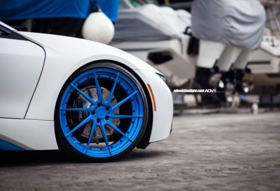 MPPSOCIETY Modified Cars ADV.1 BMW i8 11