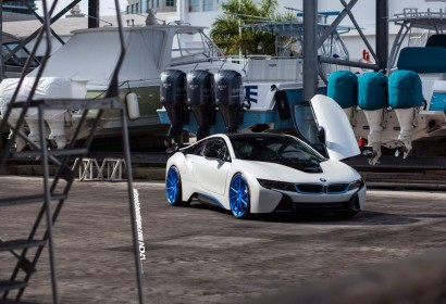 MPPSOCIETY Modified Cars ADV.1 BMW i8 13