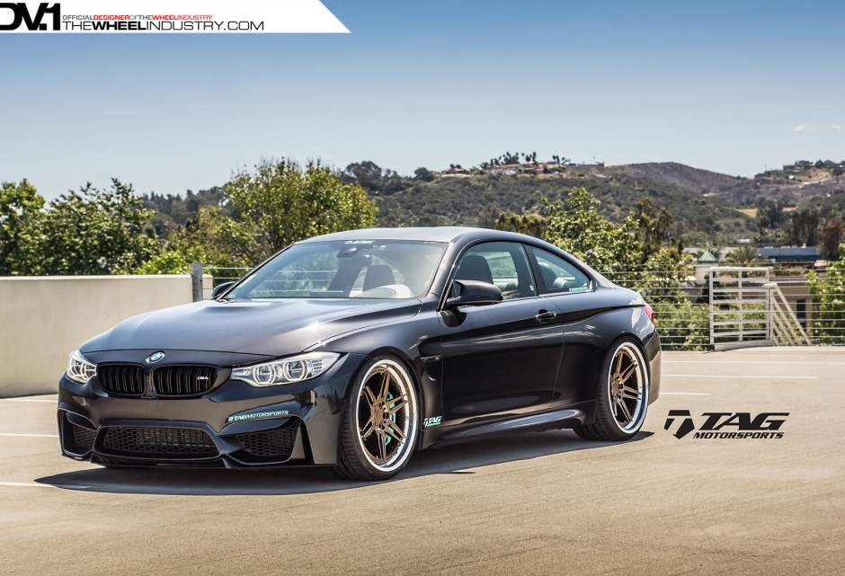 MPPSOCIETY Modified Cars ADV.1 Wheels BMW M4 06