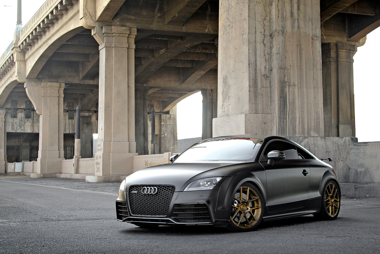 Japanese Wheels Brands >> Audi TT RS - MPPSOCIETY