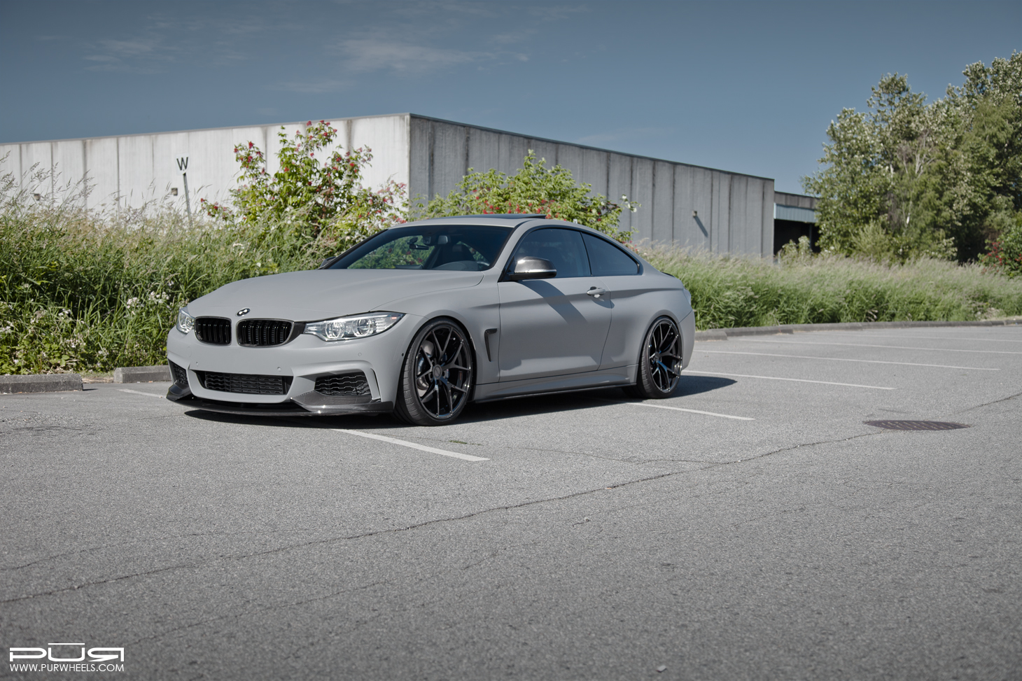 MPPSOCIETY BMW 435xi PUR Wheels 05