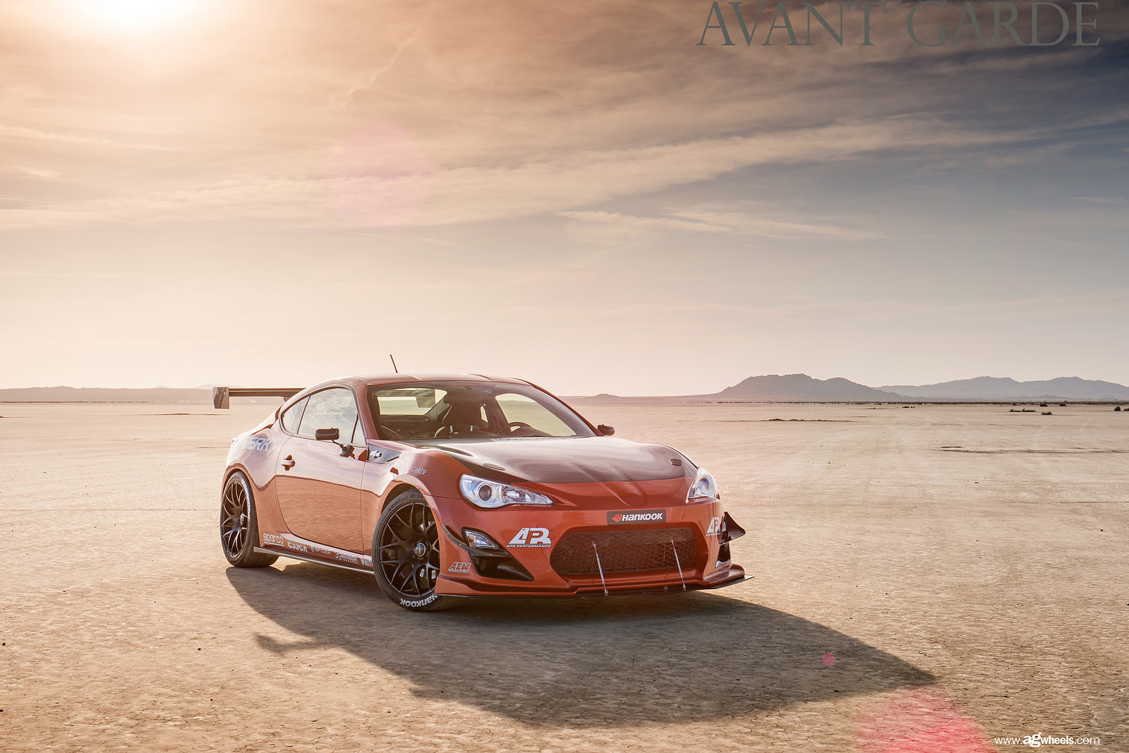 Berktechnology's Scion FRS