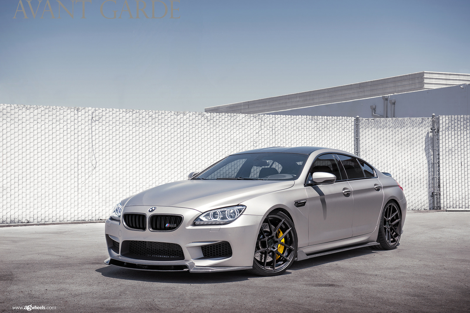 MPPSOCIETY BMW M6 Avant Garde Wheels 02