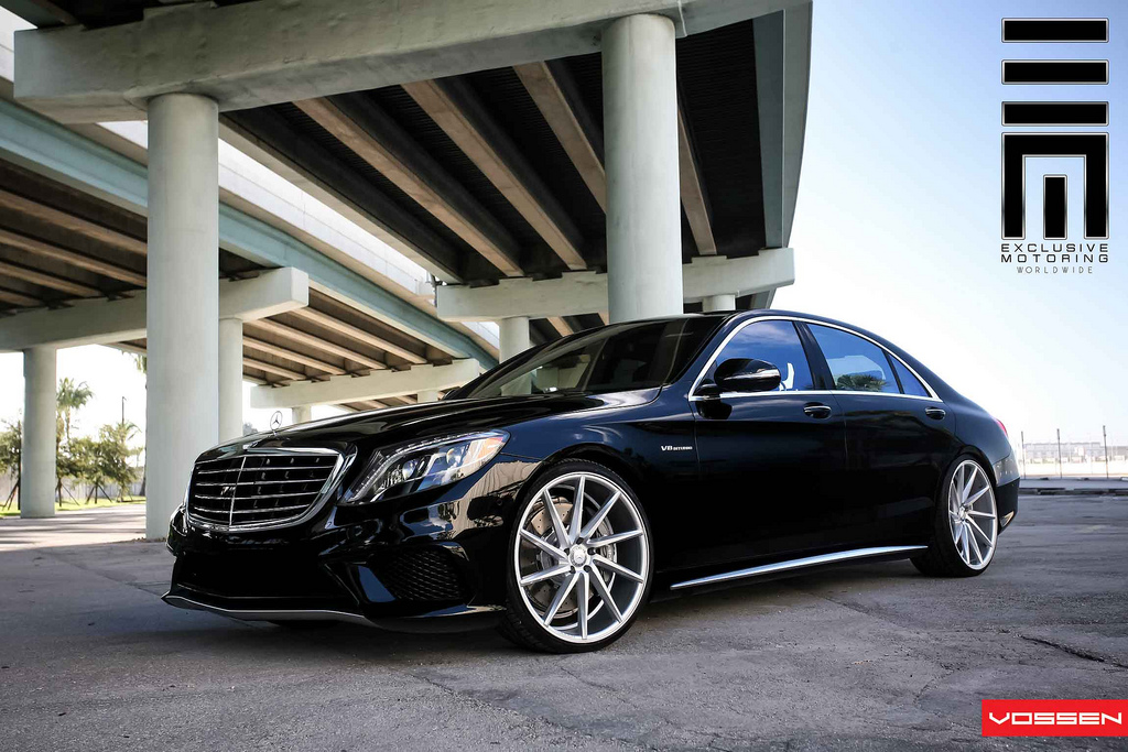 MPPSOCIETY Modified Cars Exclusivemotoring Mercedes Benz S63 Vossen Wheels 01