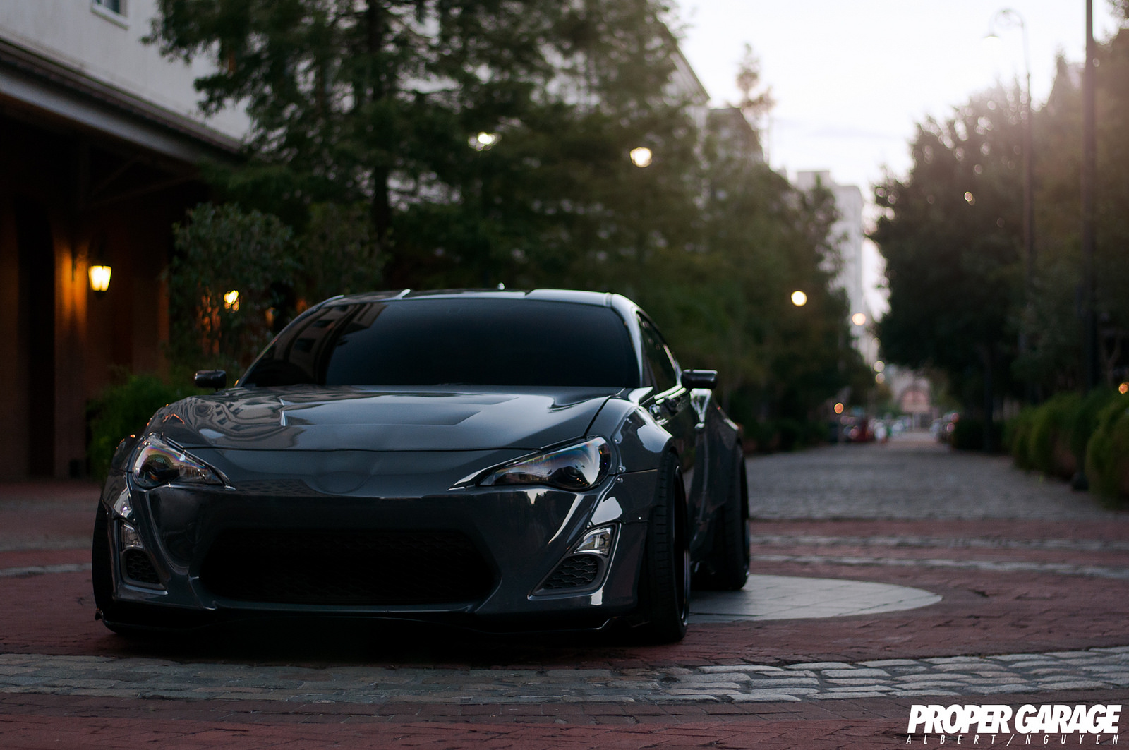 Hellurkittyvo's Rocket Bunny Scion FRS