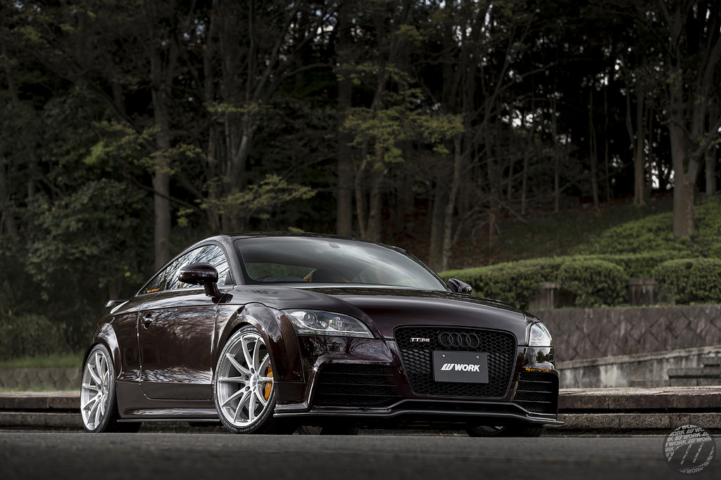 MPPSOCIETY H SPORT Audi TTRS Work Wheels 03