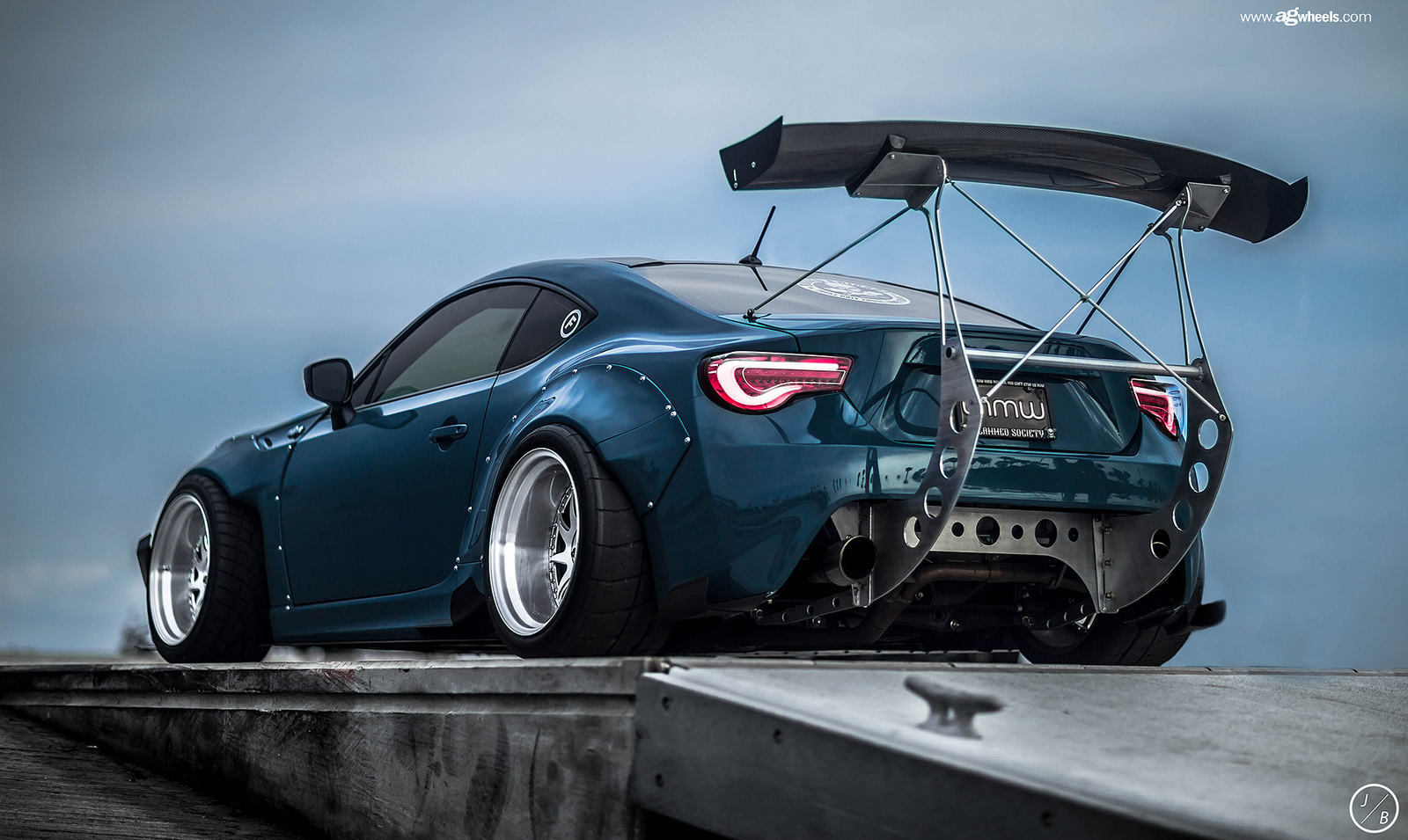 Killagram S Rocket Bunny Scion Fr S Mppsociety