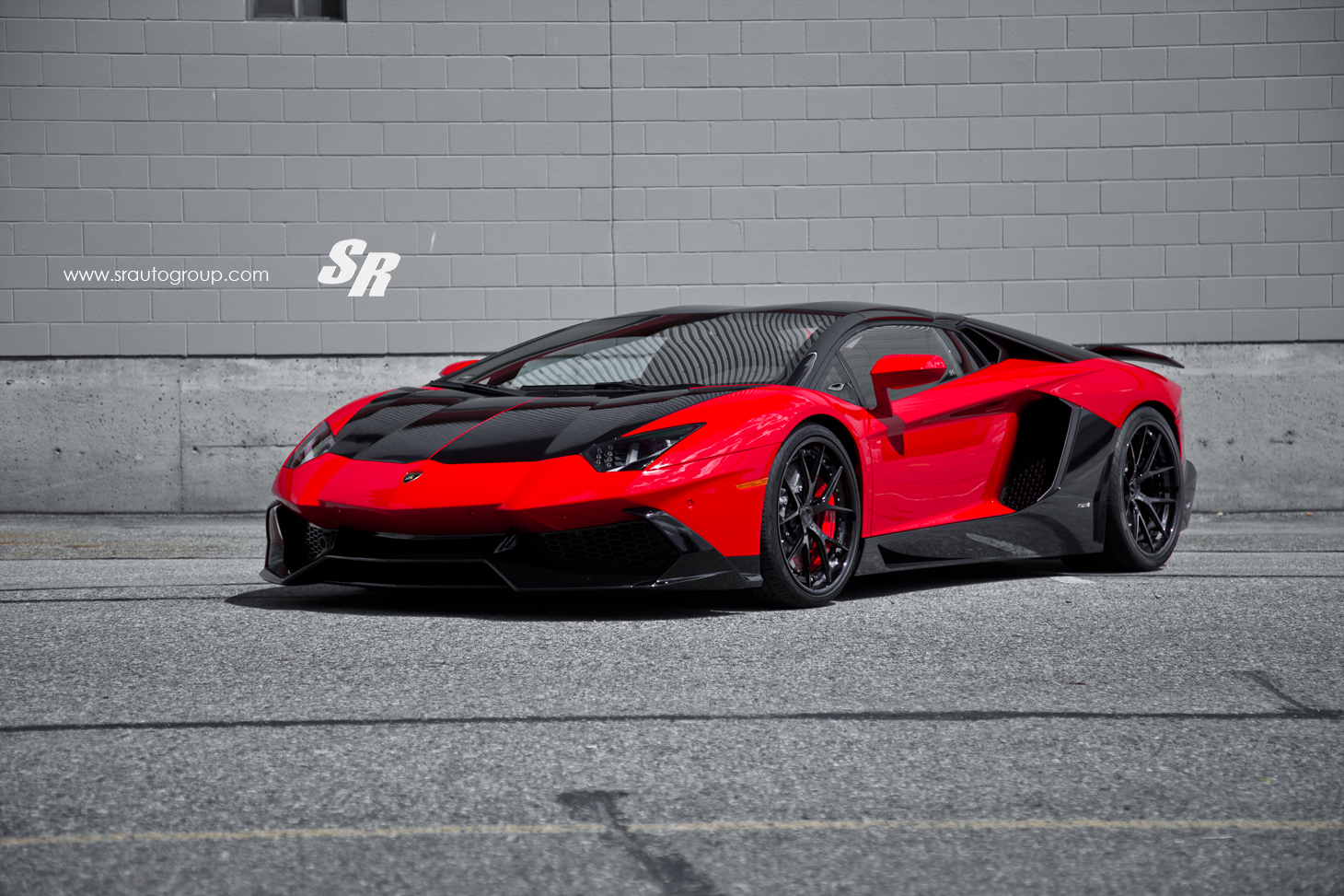 MPPSOCIETY Modified Cars shaolongli Lamborghini Aventador PUR Wheels 01