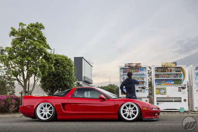 MPPSOCIETY Modifed Cars Lexon Acura NSX Work Wheels 02