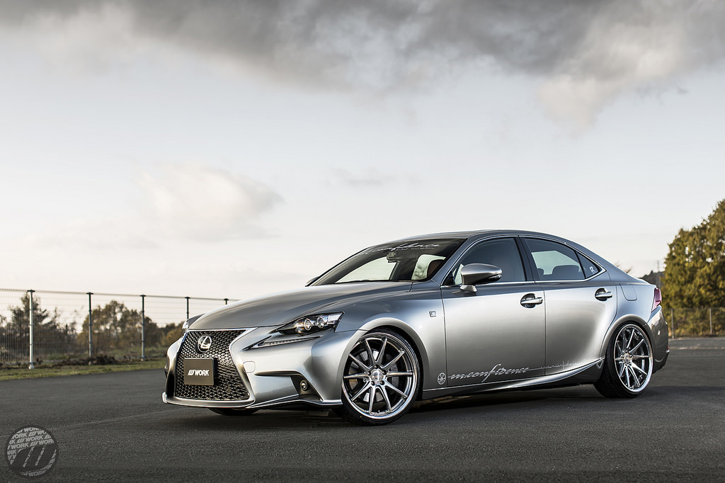 M Confidence Lexus Is350 Mppsociety