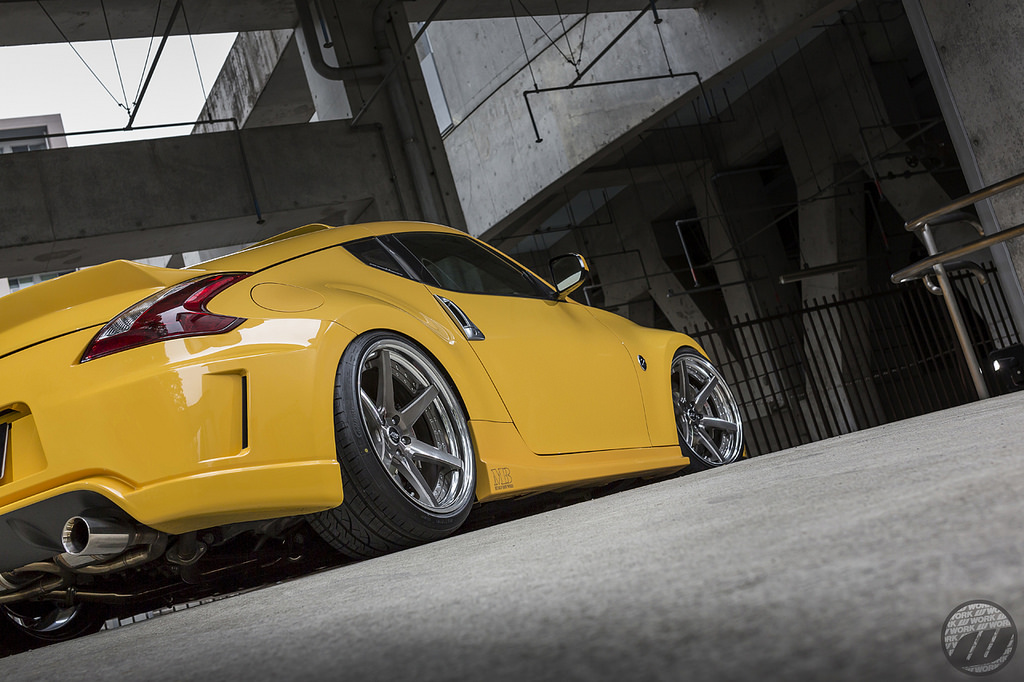 M Confidence Nissan 370z Fairlady Work Wheels 01 Mppsociety