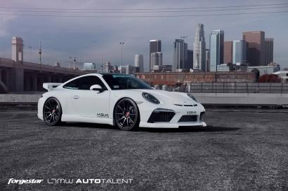 MPPSOCIETY Misha Designs Porsche 991 Forgestar Wheels 01
