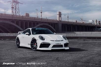 MPPSOCIETY Misha Designs Porsche 991 Forgestar Wheels 02