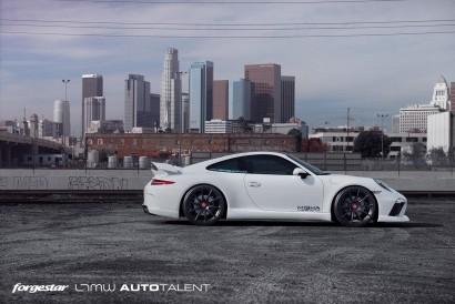 MPPSOCIETY Misha Designs Porsche 991 Forgestar Wheels 03