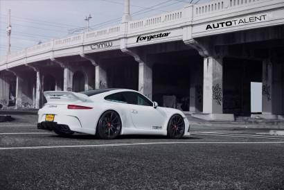 MPPSOCIETY Misha Designs Porsche 991 Forgestar Wheels 04