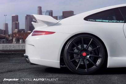 MPPSOCIETY Misha Designs Porsche 991 Forgestar Wheels 05