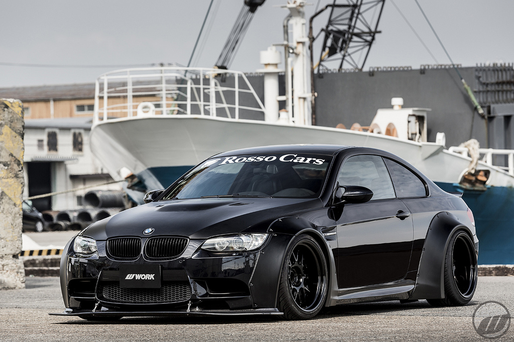 Rosso Cars Liberty Walk Bmw M3 10 Mppsociety