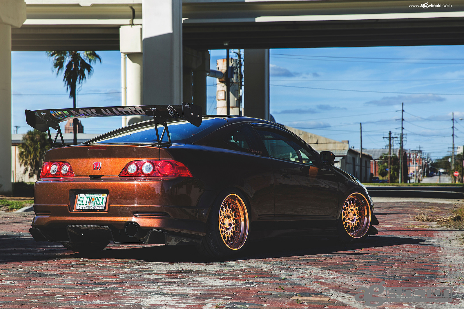 MPPSOCIETY Modified Cars Slimsrsx's Acura RSX Avant Garde Wheels 02