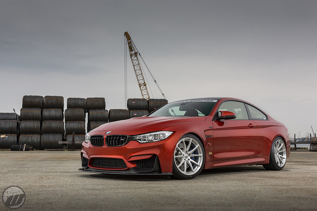 MPPSOCIETY Modified Cars Tech M BMW M4 Work Wheels 01