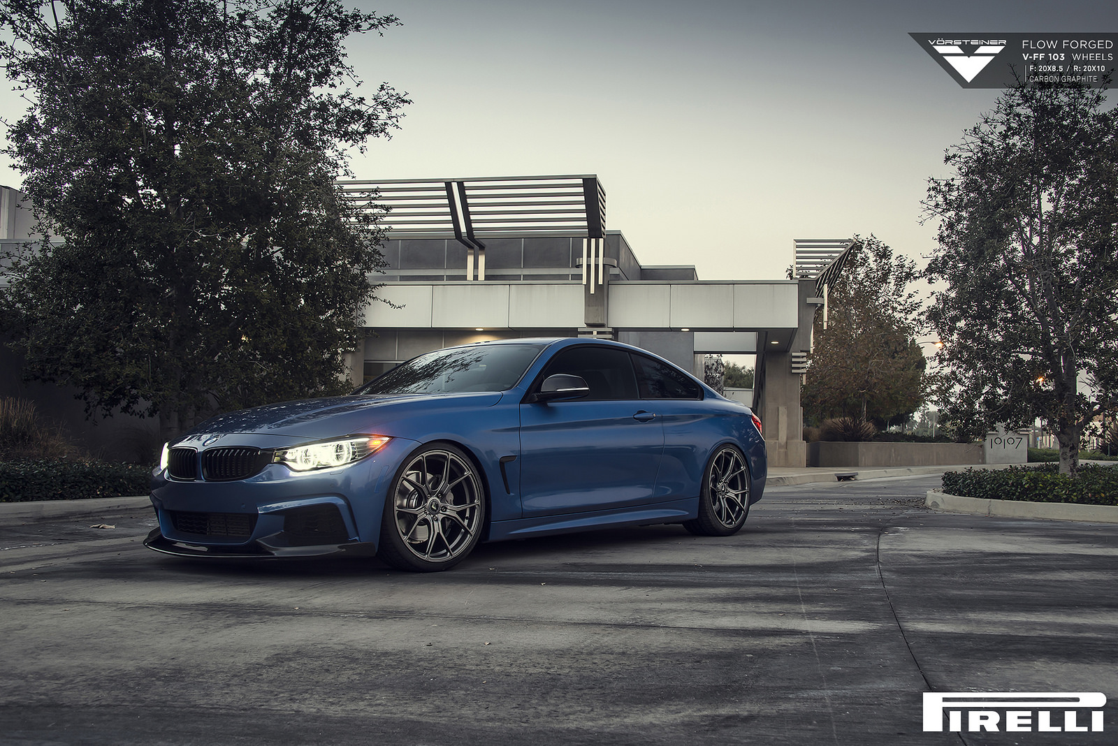 MPPSOCIETY Modified Cars Vorsteiner BMW 435i 01