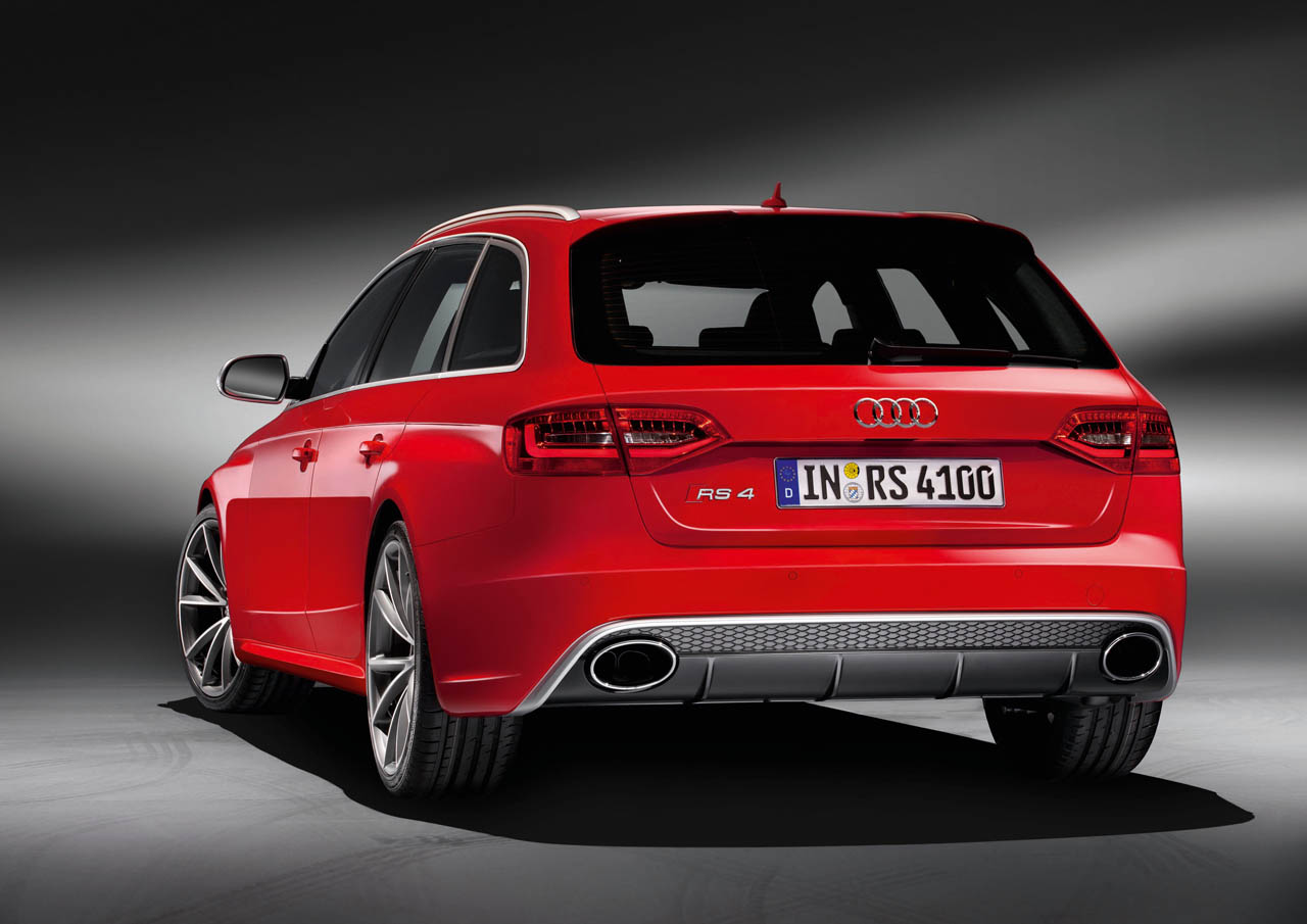 Next-Gen Audi RS4 Gets Turbo Six