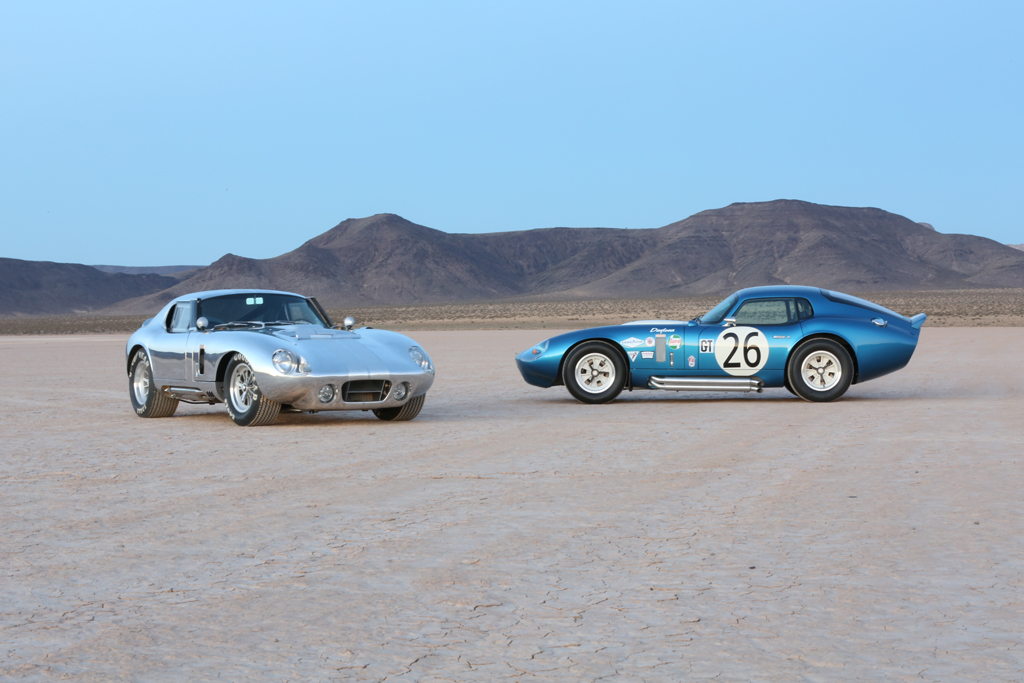 50 Continuation Shelby Cobra Daytona Coupes To Be Built