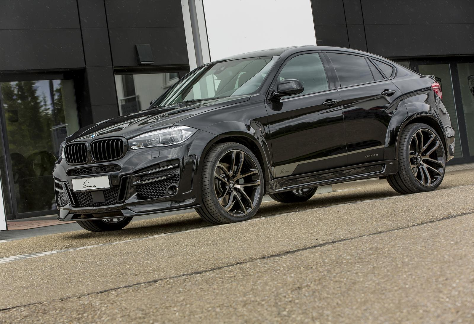 Lumma Design Bmw X6 Mppsociety