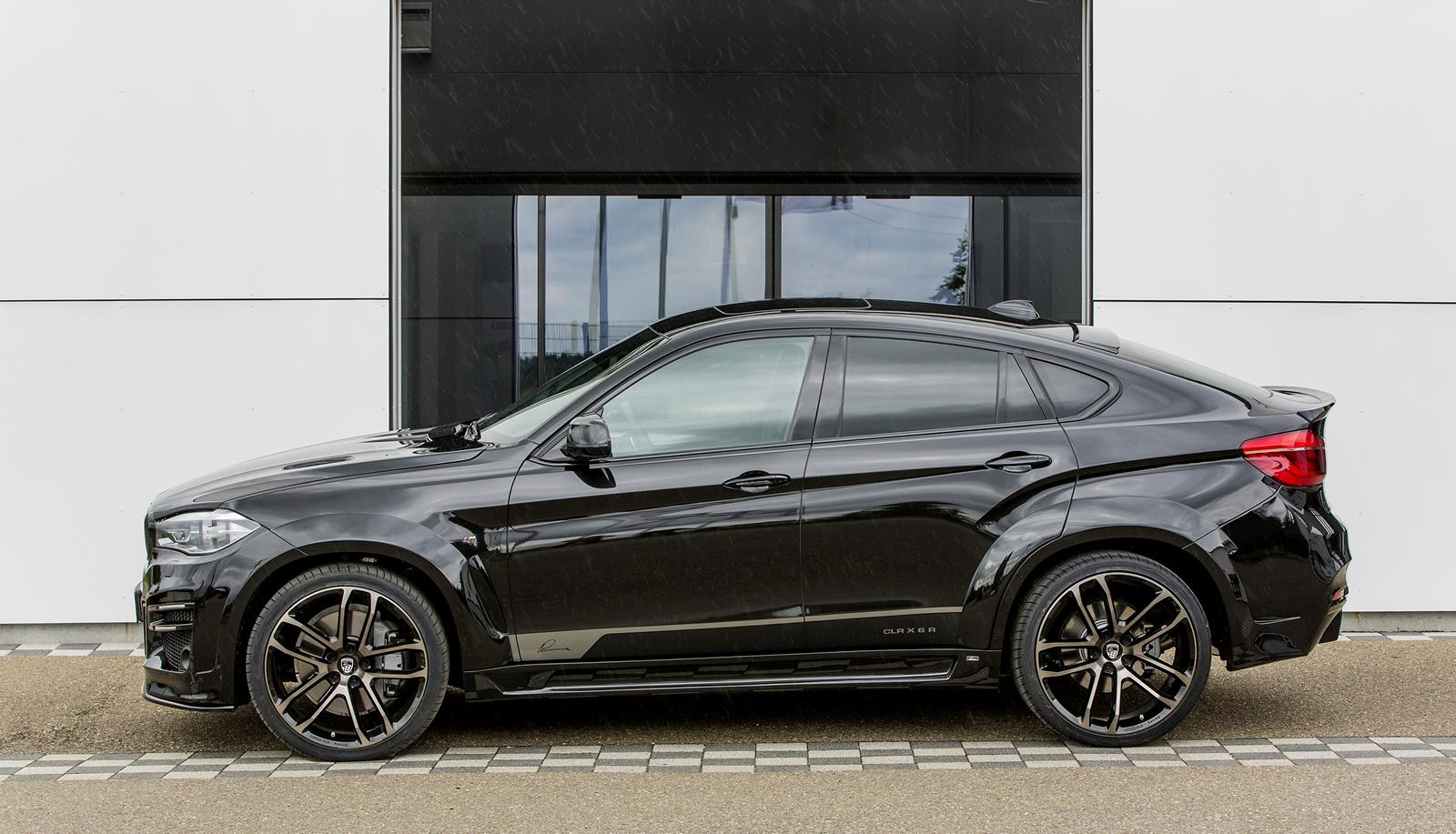 Bmw X6 By Lumma Design 08 Mppsociety