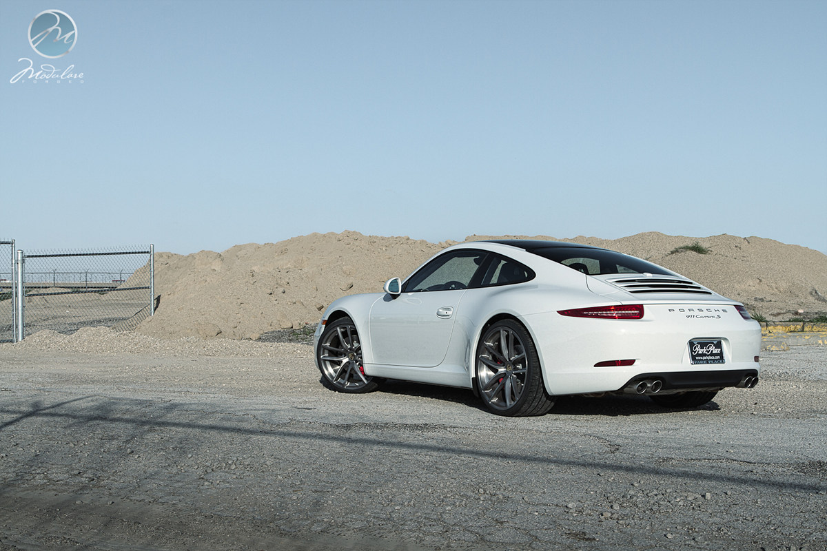 Porsche West Houston >> Modulare Porsche 991 Carrera S - MPPSOCIETY