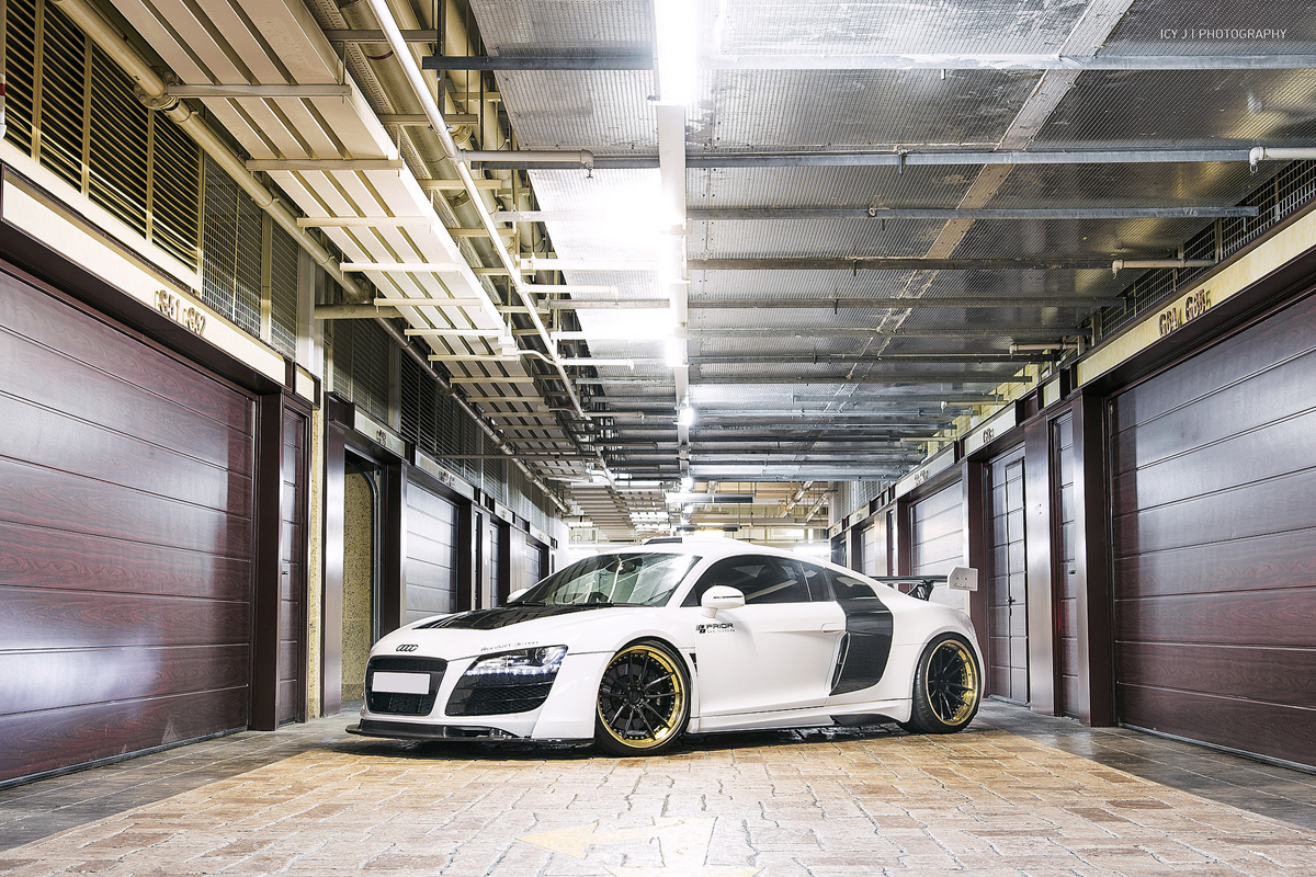 Reinartdesigns Audi R8 Brixton Forged 10