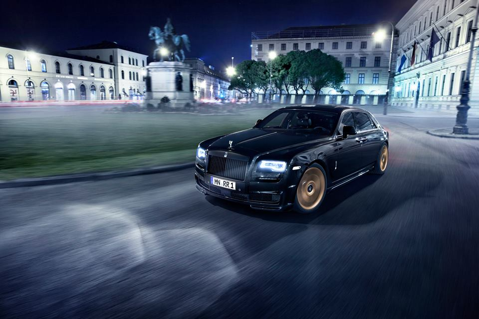 Rolls-Royce Ghost Series II by Spofec