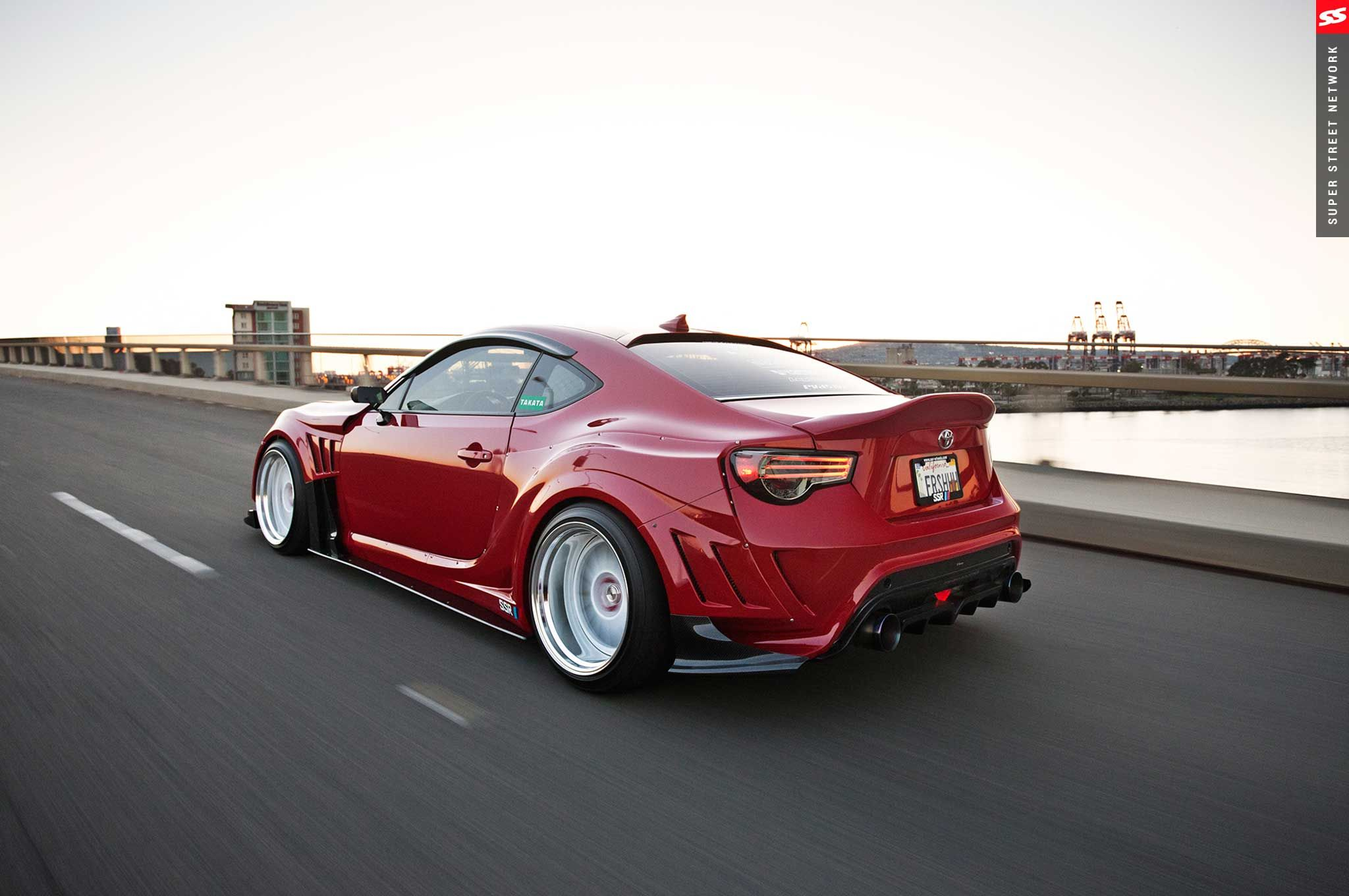 canibeatnoel u0026 39 s scion frs varis widebody