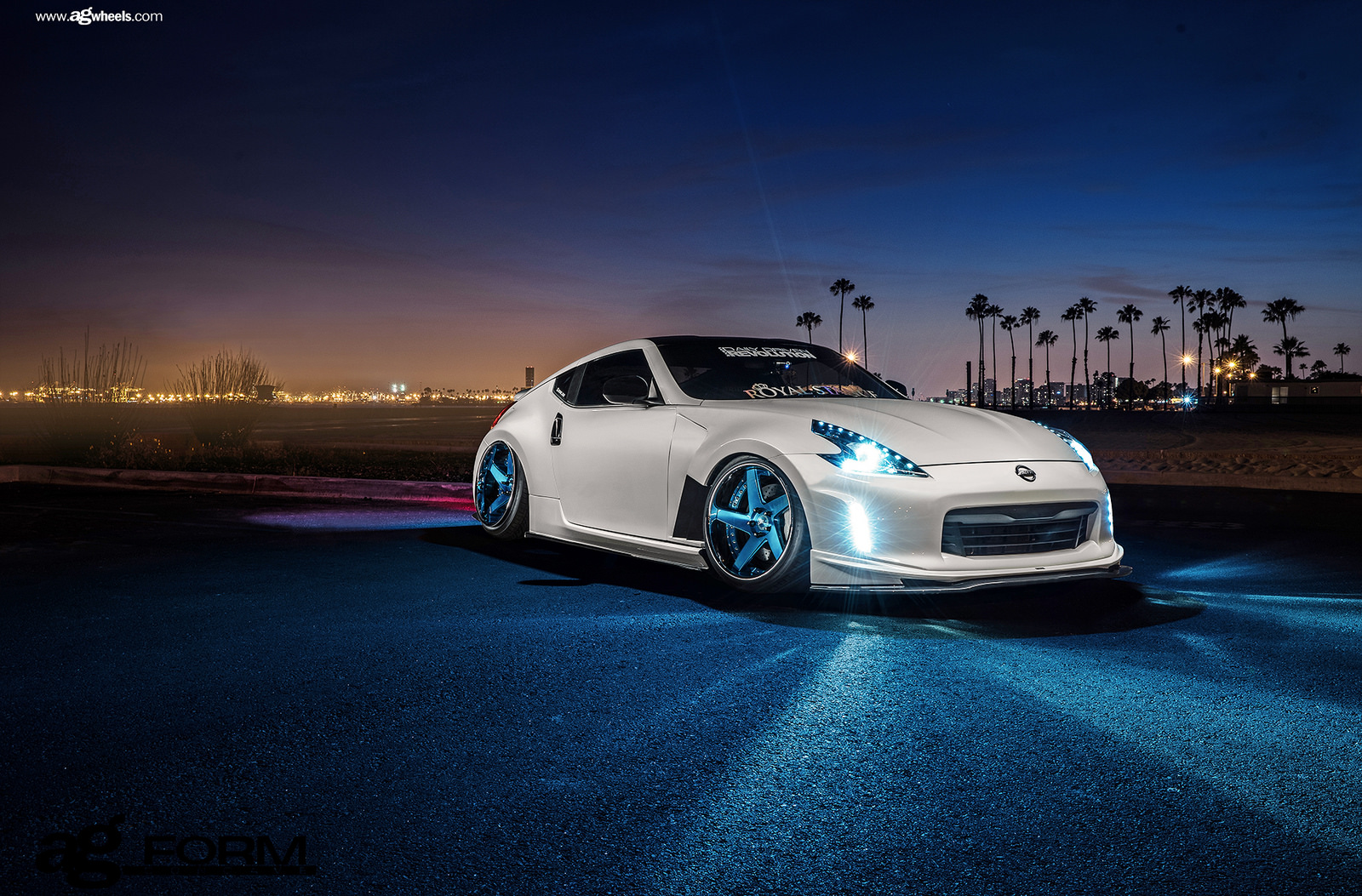 nissan 370z wallpaper widescreen