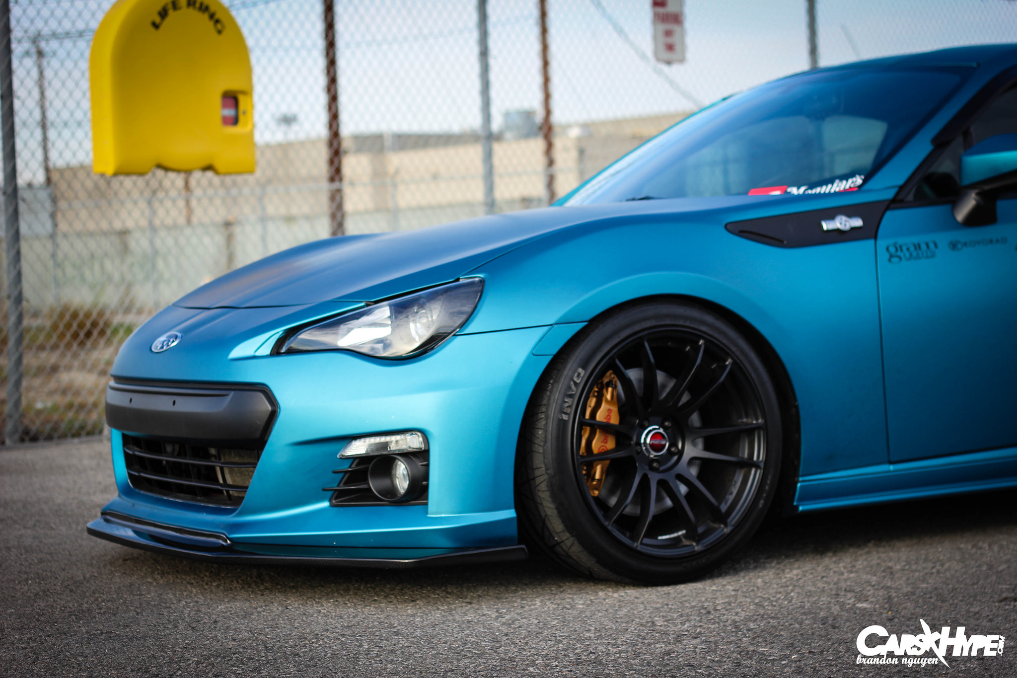 M_tea's Scion FRS - MPPSOCIETY