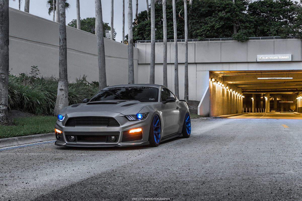 ford mustang vossen wheels - photo #18