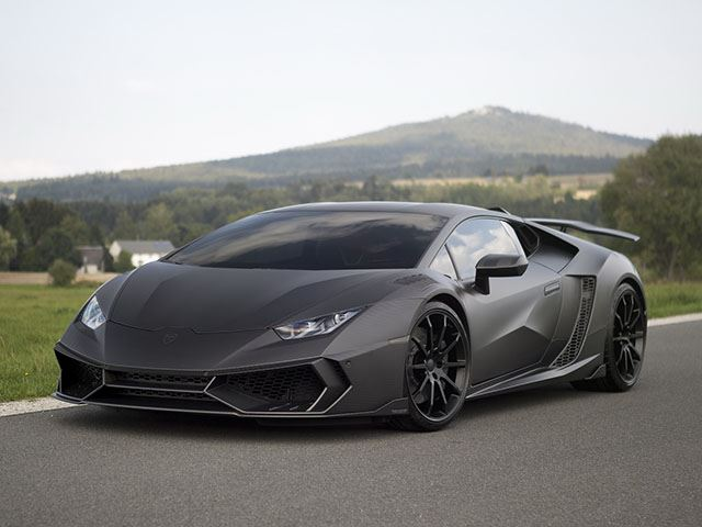 Mansory's Tuned Huracan