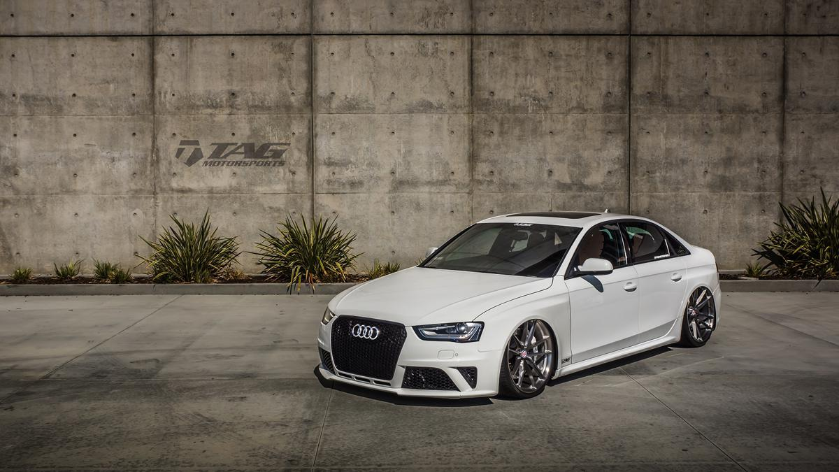 MPPSOCIETY Tangdennis Audi S4 RS4 HRE 8