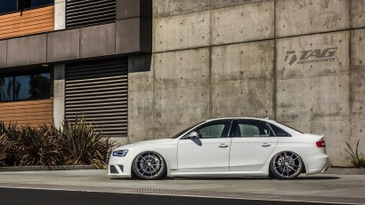 Tangdennis Widebody Audi Rs4 Mppsociety